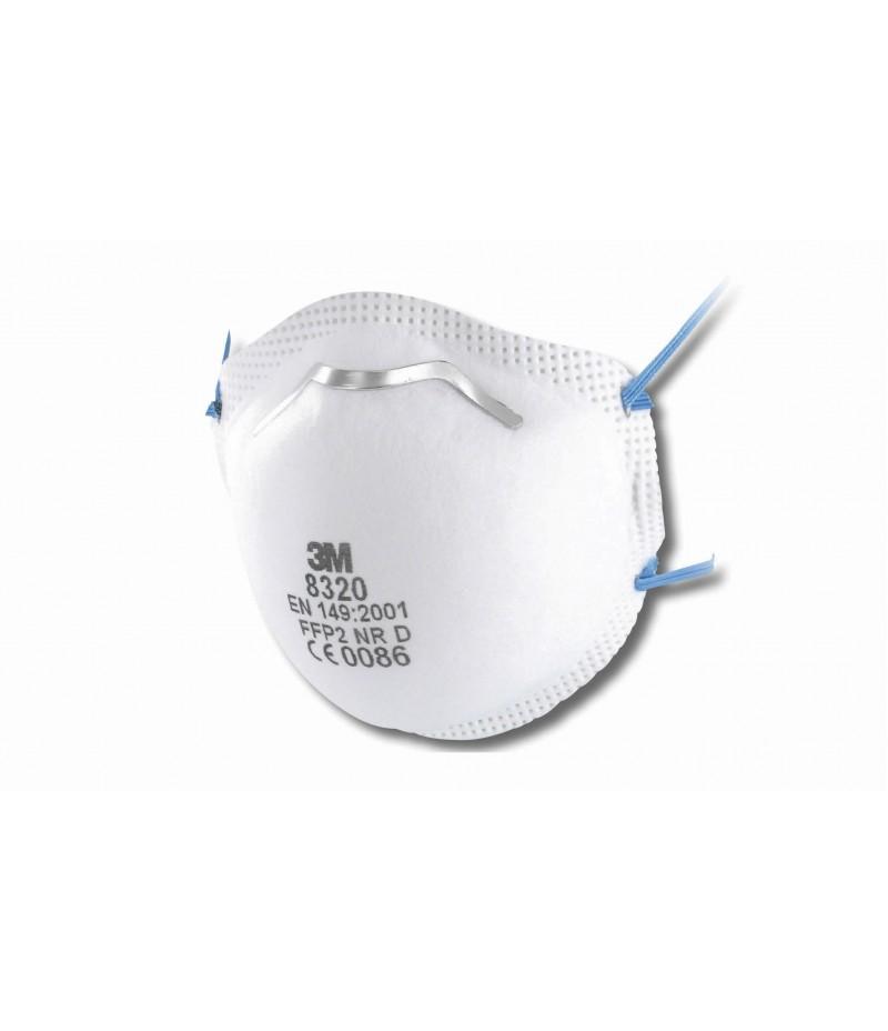 3M 8320 FFP2 csészeformájú félálarc