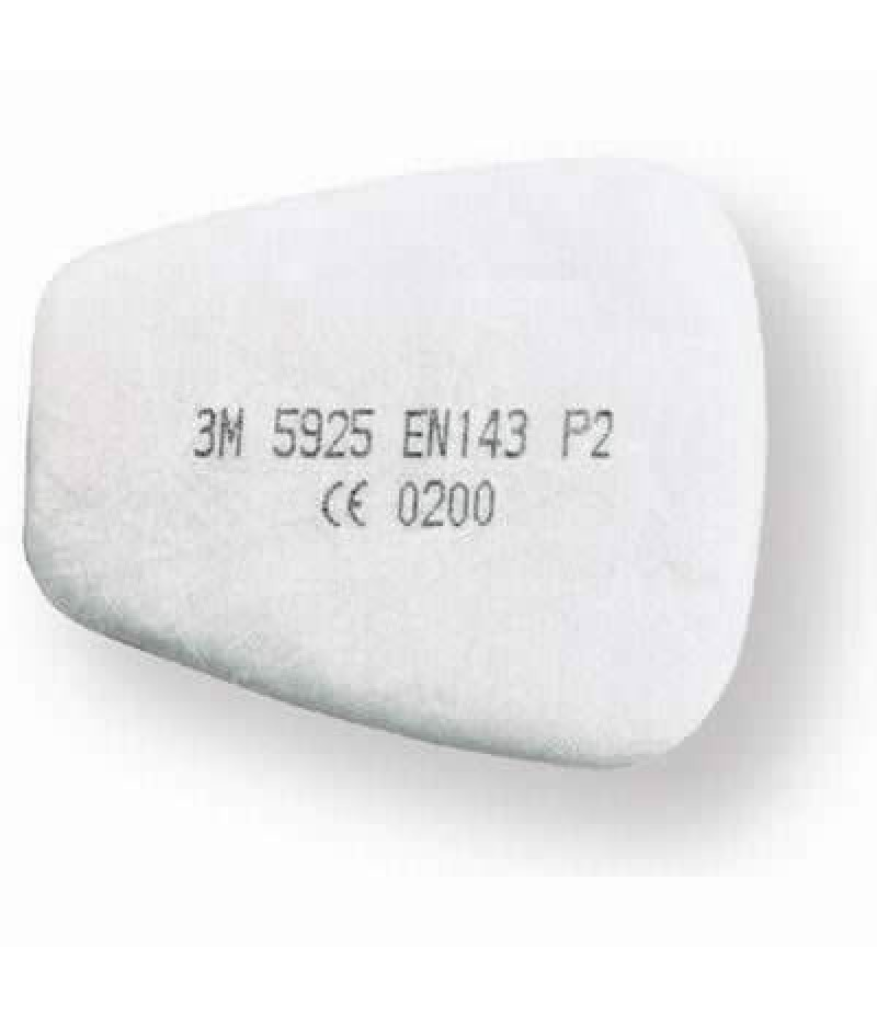 3M 5925 - P2 particle filter