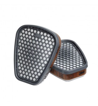 3M 6051i - A1 combined filter