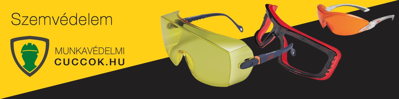 Zárt védőszemüvegek